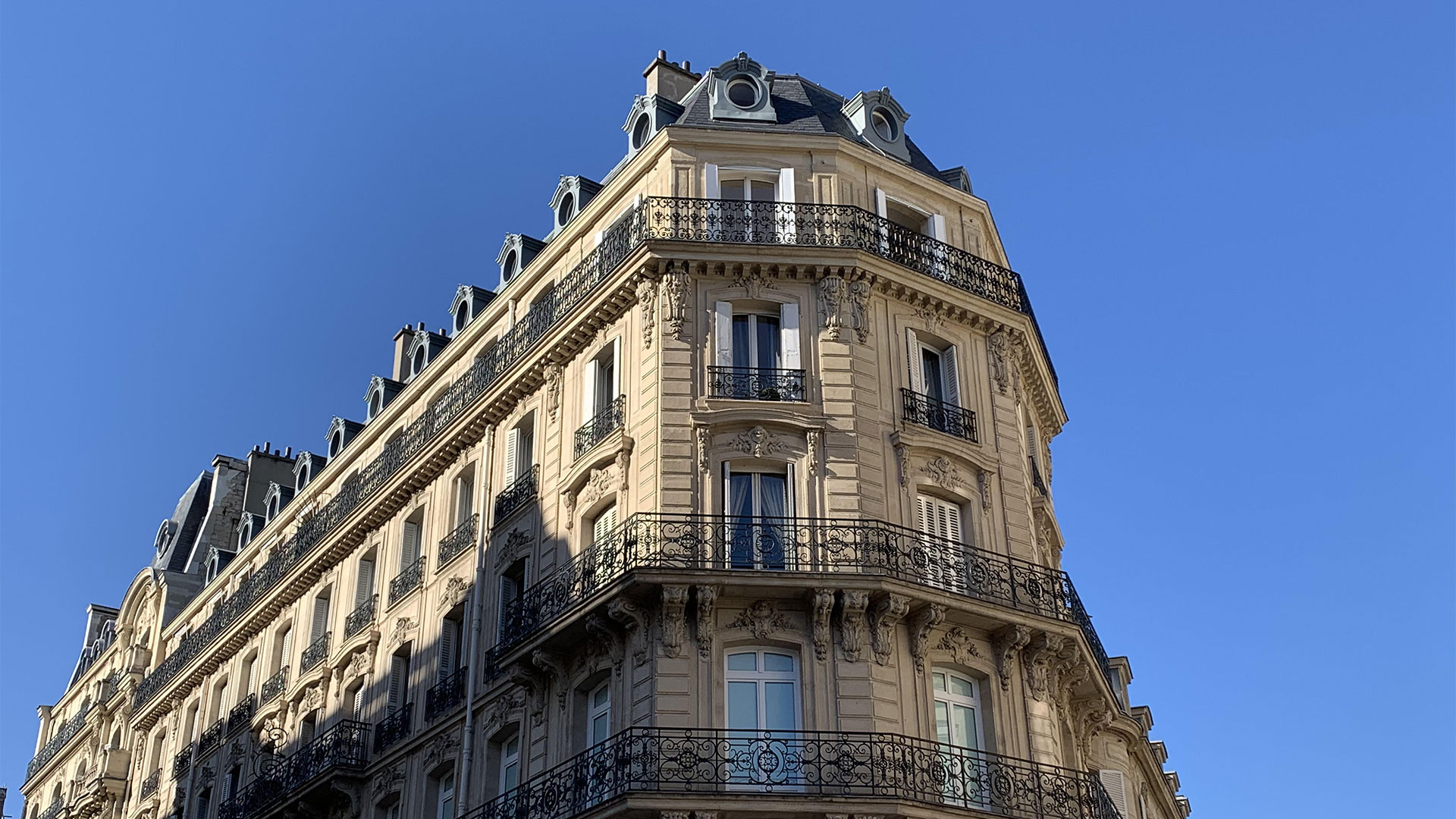 Diagnostics immobiliers - immeuble Haussmanien à Paris